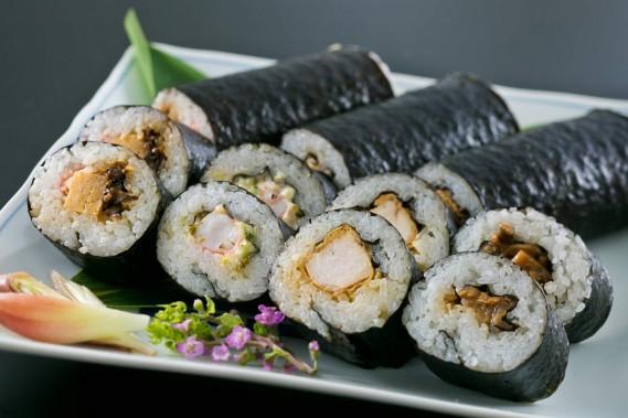 えび巻き・巻き寿司